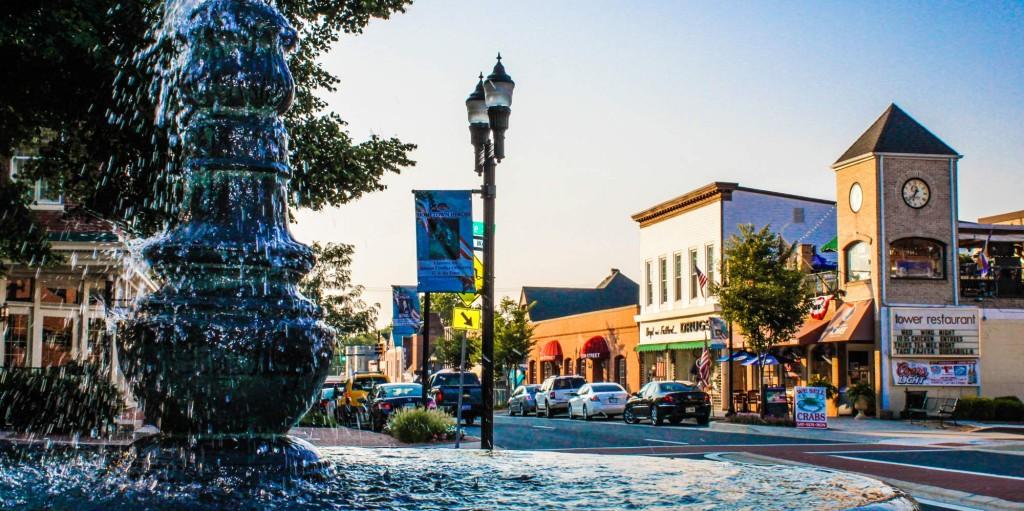 Explore Downtown Bel Air