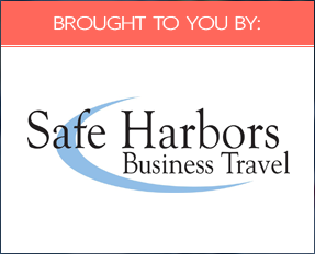Brought to you by Safe Harbors Business Travel