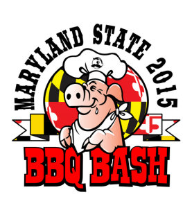 MD State BBQ Bash Logo 2015 (no title sponsor)