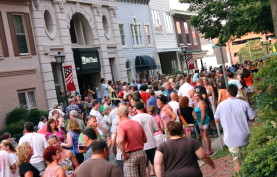 First Fridays is Back: May 1st