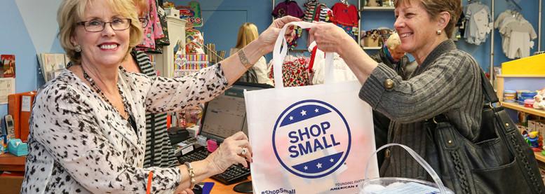 Shop Downtown Bel Air on Small Biz Sat Nov 28