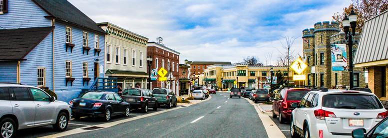 Town of Bel Air Offers Free Parking During Christmas Week