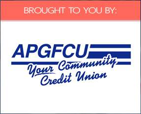 Brought to you by APGFCU