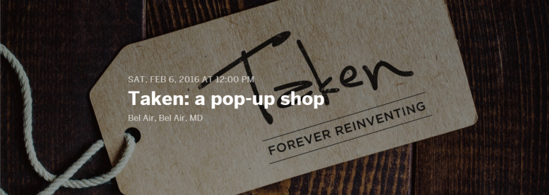 A Pop-Up Shop Coming to Downtown Bel Air
