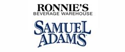 Ronnies & Sam Adams Logo