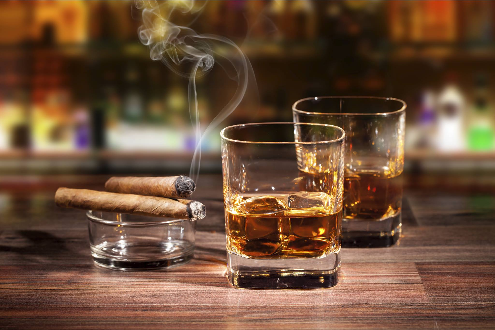 bourbon-and-cigar