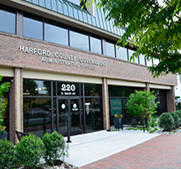 Harford-County-Government-building